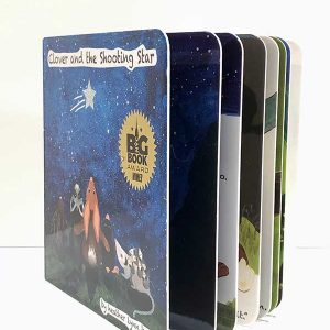 Clover and the Shooting Star book fan