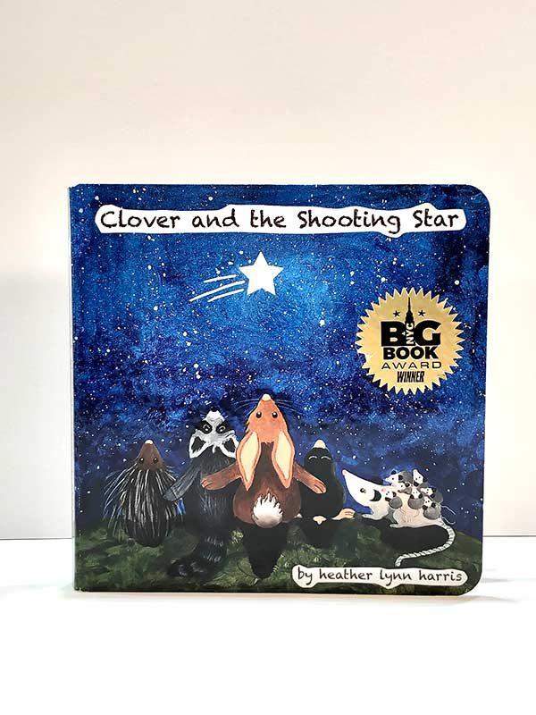 Clover and the Shooting Star book cover