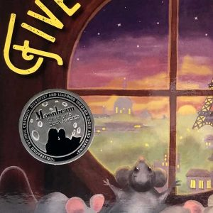 Five Hungry Mice book moonbeam award