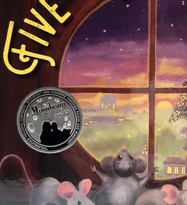 Five Hungry Mice book moonbeam award
