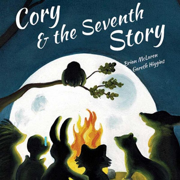 Cory and the Seventh Story book front